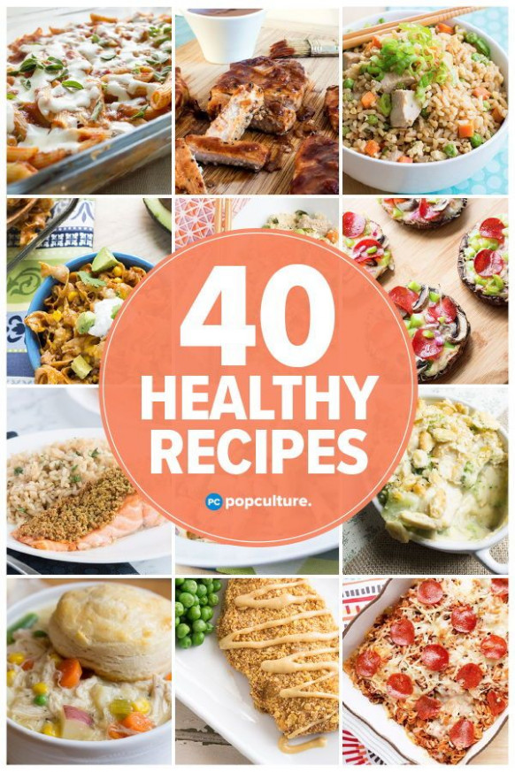 40 Healthy Dinners Under 400 Calories | good food | High ..