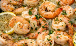 40+ Healthy Shrimp Recipes – Low Calorie Shrimp Dinners ..