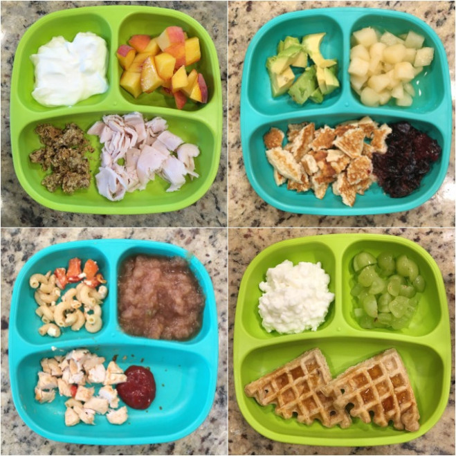 40 Healthy Toddler Meals - toddler food recipes