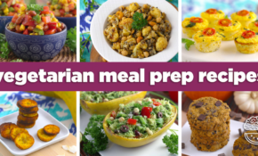 40 Vegetarian Meal Prep Recipes | Mind Over Munch – Recipes Vegetarian Meal Prep
