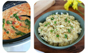 40 Vegetarian Slow Cooker Recipes - 365 Days of Slow ...
