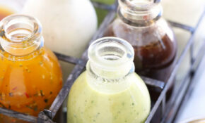 42 Easy Salad Dressing Recipes – Fit Foodie Finds – Recipes Salad Dressings Healthy