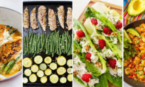 44 Quick And Easy Dinner Recipe Ideas That Anyone Can Make ..