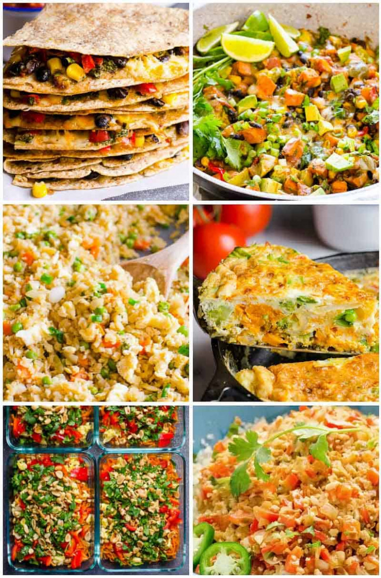 45 Healthy Dinner Ideas in 30 Minutes - iFOODreal ..