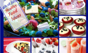 4th Of July Healthy Food Recipes | HealYOUnaturally – Healthy Fourth Of July Recipes