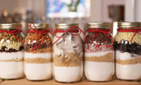 5 Cookie-In-A-Jar Recipes | Ultimate Cookie Countdown ...