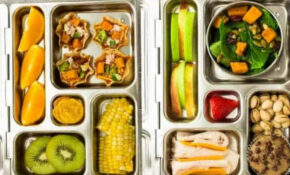 5 Easy Bento Box Lunches For Fall | Healthy & Easy School ..
