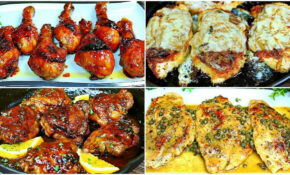 5 Easy Chicken Recipes – Chicken Dinner Recipes – YouTube – Chicken Recipes Youtube