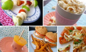 5 Kids' Junk Food Favourites Made Healthy – Healthy Recipes Junk Food