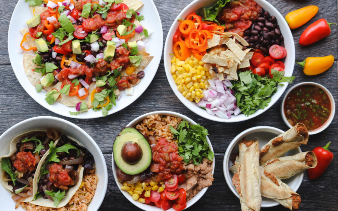 5 Mexican Inspired Vegan Recipes For Under $5 Each - From ..