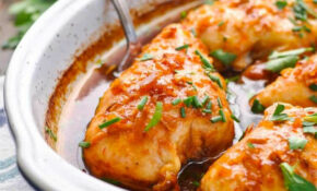 5 Minute Honey French Baked Chicken Breasts – The Seasoned Mom – Baked Recipes Dinner