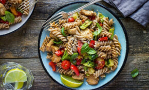 5 Simple Steps To A Healthy Pasta Dinner | Everyday Health – Healthy Recipes Good Food