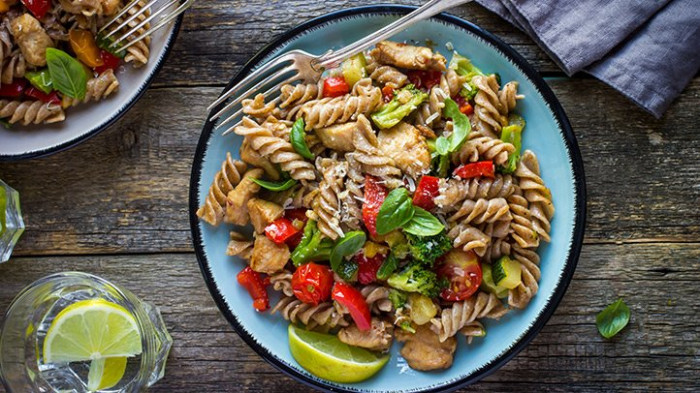 5 Simple Steps to a Healthy Pasta Dinner | Everyday Health - healthy recipes good food