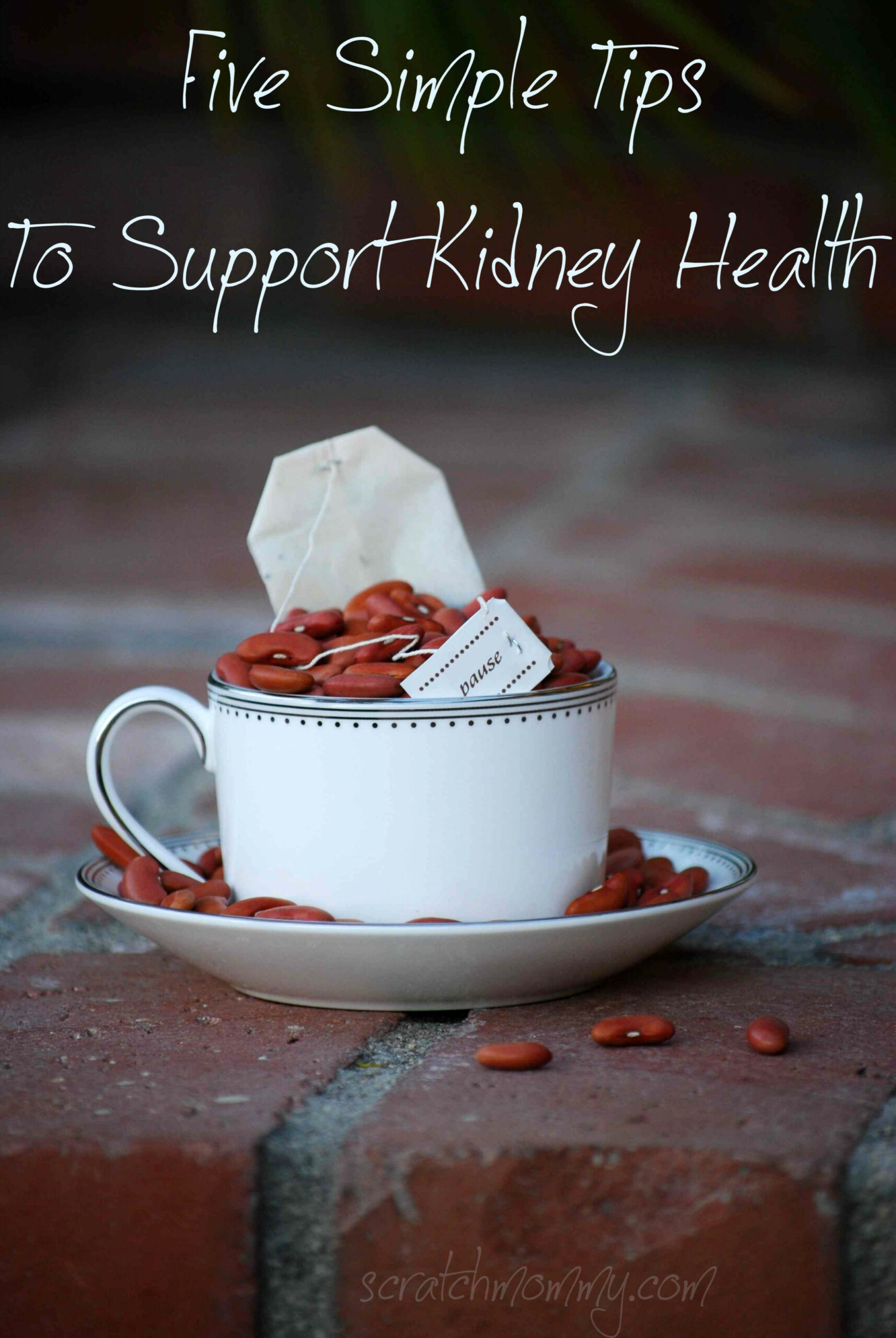 5 Tips For Kidney Health (& A Dandelion Smoothie Recipe)! - Healthy Recipes Kidney Disease