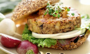 5 Veggie Burger Recipes We Love – Health – Recipe Vegetarian Hamburger Patties