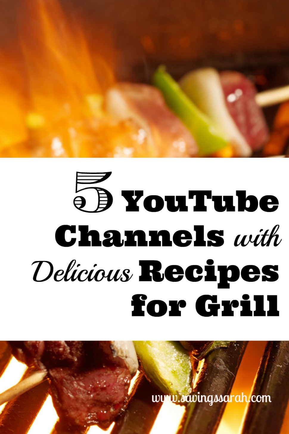 5 YouTube Channels with Delicious Recipes for Grill ..