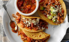 50 Authentic Mexican Food Recipes | Taste Of Home – Authentic Mexican Food Recipes