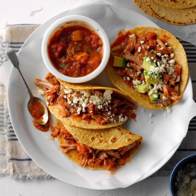 50 Authentic Mexican Food Recipes | Taste of Home - authentic mexican food recipes