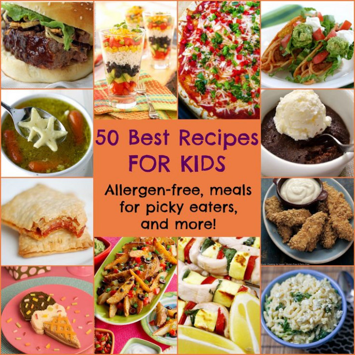 50 Best Recipes for Kids | Free meal, Picky eaters and Kid ..