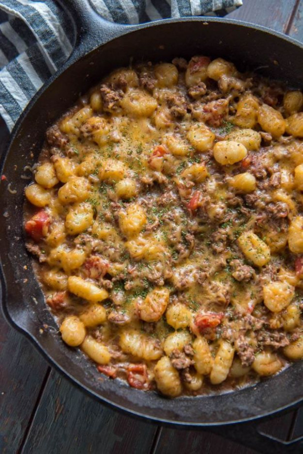 50 Best Recipes With Ground Beef - recipes ground beef casseroles healthy