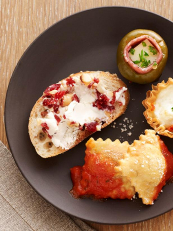 50 Easy Appetizer Recipes : Recipes And Cooking : Food ..