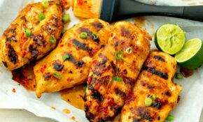 50+ Easy Grilled Chicken Recipes - How to Grill Chicken ...
