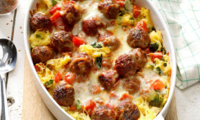 50 Healthy Casserole Recipes   Taste Of Home – Recipes Ground Beef Casseroles Healthy