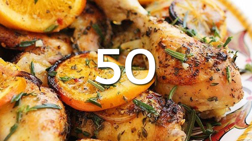 50 Healthy Low Calorie Weight Loss Dinner Recipes! - low calorie food recipes