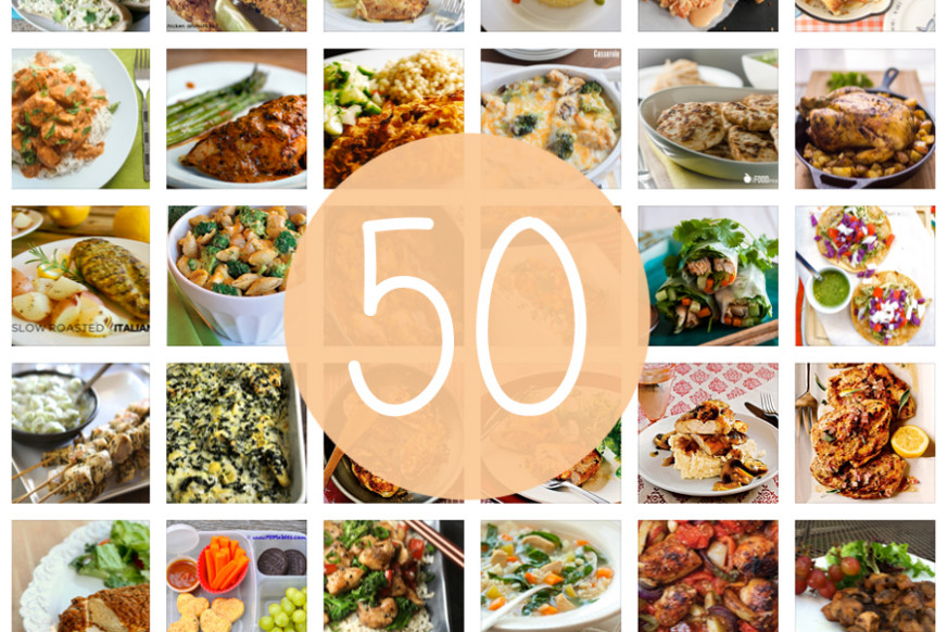 50 High Protein Chicken Recipes That Are Healthy And ..