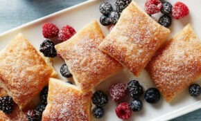50 Puff Pastry Treats : Food Network | Recipes, Dinners ..