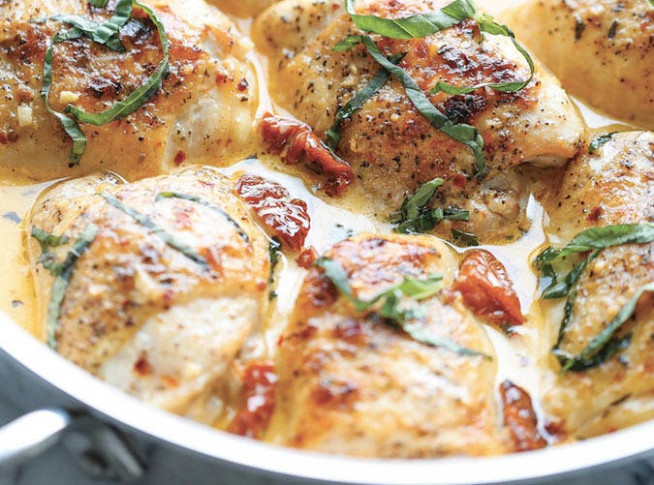 50 Quick and Easy Chicken Thigh Recipes - PureWow - quick chicken thigh recipes