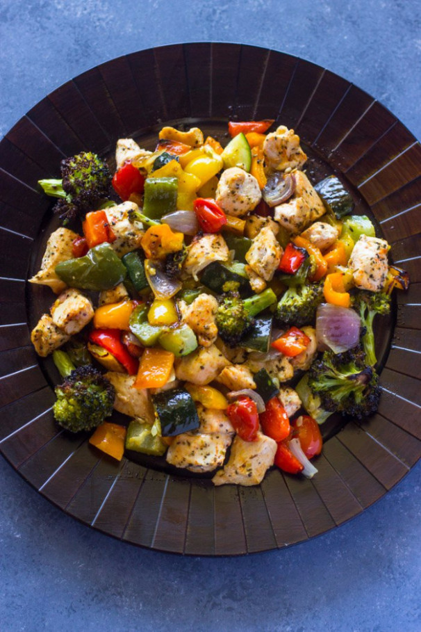 50 Quick and Healthy Dinner Recipes (Easy!) - recipes healthy dinner for two