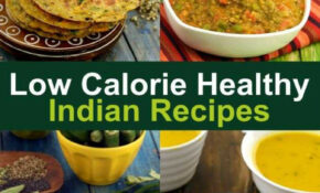 500 Indian Low Calorie Recipes, Weight Loss Veg Recipes