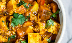 52 Healthy Vegetarian Recipes | Ambitious Kitchen – Recipes With Tofu Healthy