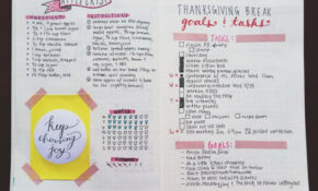 56 Best Images About BULLET JOURNAL | Recipe Book On Pinterest – Food Recipe Journal