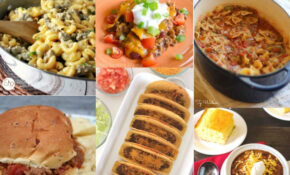 56 Easy Dinner Ideas With Ground Beef | The Gracious Wife – Dinner Recipes Quick Family