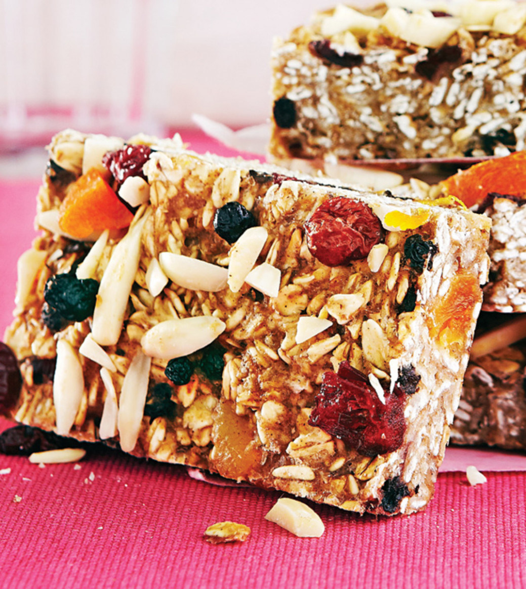 6 Grab-And-Go Breakfast Bar Recipes | Healthy Homemade ..
