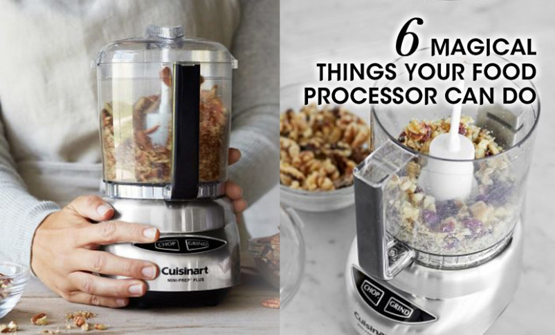 6 Magical Things Your Food Processor Can Do | Buying ..