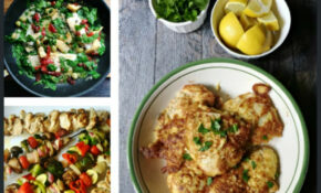 6 Quick & Healthy Summer Dinners – Healthy Summer Recipes Dinner