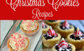 60 Best Christmas Cookies Recipes | The Gracious Wife – The Best Xmas Food Ever Recipes