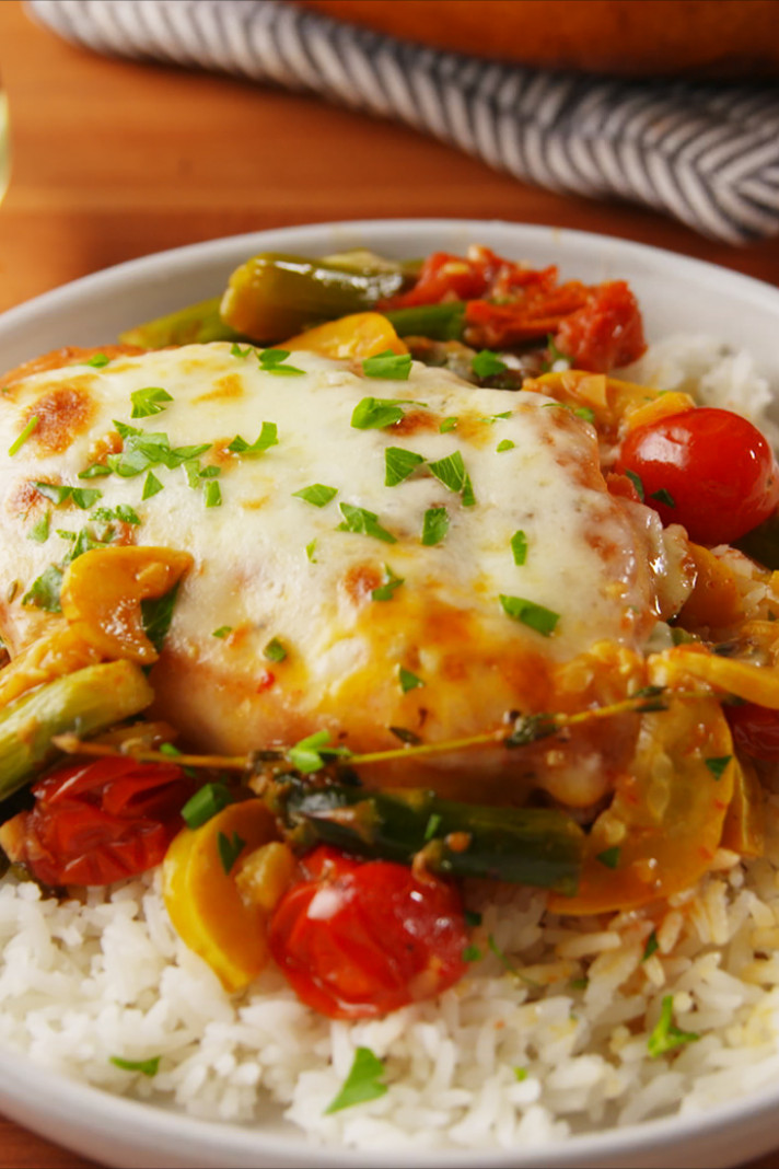 60 Easy Skillet Chicken Recipes - Best Chicken Dinner ..