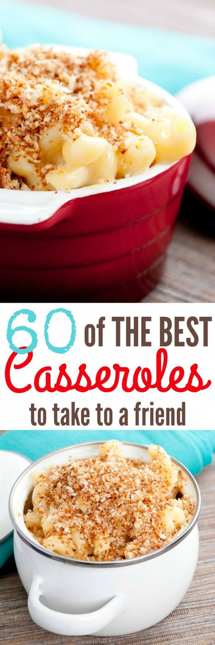60 of the Best Casseroles to Take to a Friend! | Blogger ..