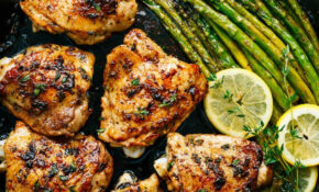 7 Easy High Protein, Low Carb Dinners | SELF – Dinner Recipes High In Protein