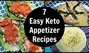 7 Easy Keto Appetizers Recipes – Simple Low Carb Appetizer ..