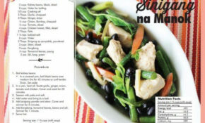 7 Easy Recipes Developed By Nutrition Experts For The ..
