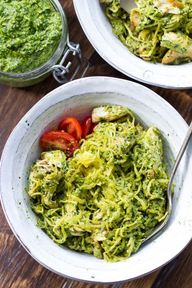 7 Healthy Dinner Recipes Literally Anyone Can Make - recipes spaghetti squash healthy