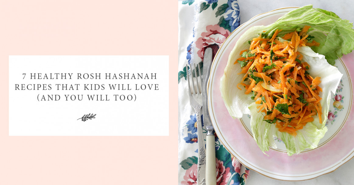 7 Healthy Rosh Hashanah Recipes That Kids Will Love (and ..