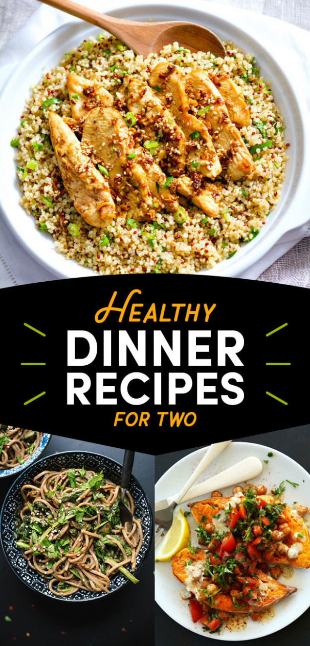 7 Practical Ways To Eat Healthier In The New Year - recipes for dinner for two