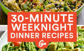 7 Simple Clean Eating Recipes For Busy Weeknights | Easy ..