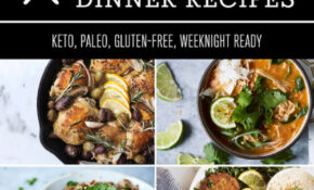 70+ Easy Low Carb Keto Dinner Recipes – Tasty Yummies – Quick And Easy Keto Dinner Recipes
